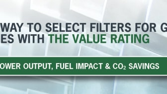 Calculate power output, fuel impact, and carbon savings