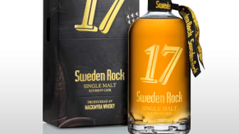 Sweden Rock 17 Single Malt Bourbon Cask