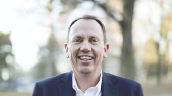 Bo Wahlberg, professor i reglerteknik vid KTH.