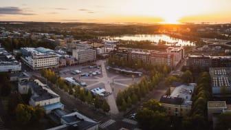 BNI Saimaa avattiin toukokuussa Mikkeliin. Kuva: Jonne Vaahtera