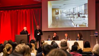 Under två dagar stod arkitektur och stadsplanering i fokus när utställare, talare, mässbesökare och konferensdelegater från hela Norden sammanslöt på Svenska Mässan.