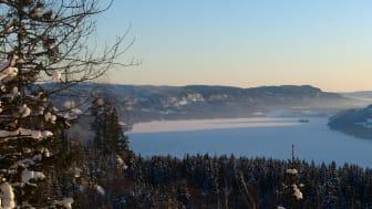 Holsfjorden   Foto: Randi Hausken