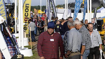 Fler besökare på Entreprenad Expo 2013!