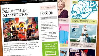 Företagaren nominerad till Svenska Designpriset 2014