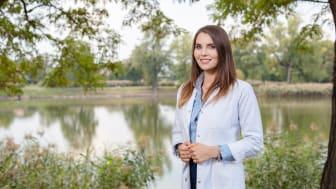 Zuzanna Podgórska – an experienced specialist in radon dosimetry