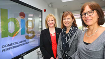 Northumbria workshop tackles domestic abuse