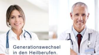 """apoBank-Studie """"Generationswechsel in den Heilberufen"""" – Wie kann das gut gelingen?"""