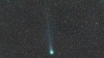 Sprit och socker upptäckt på kometen Lovejoy