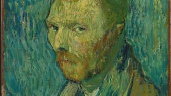 Vincent van Gogh, «Selvportrett», 1889. Foto: Nasjonalmuseet / Anne Hansteen