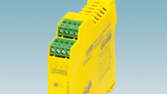 Safe Contact extension with wide voltage range