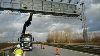 På uppdrag av Trafikverket ska ONE Nordic hjälpa polisen i Skåne.
