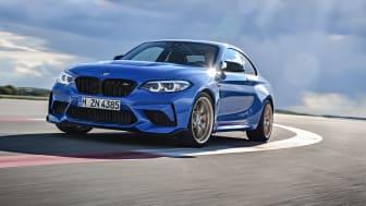 BMW M2 CS - eksklusiv og i begrænset antal