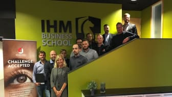 Första gruppen diplomerad i RO-Academy ledarprogram i samarbete med IHM Business School