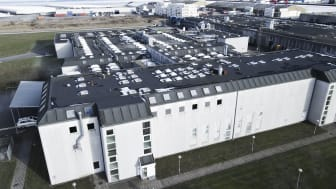 Blue World Technologies' new production facilities at the Port of Aalborg