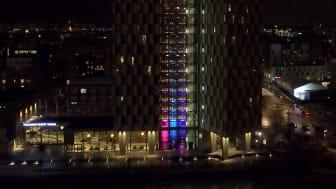 Clarion Hotel® firar lika kärlek för alla