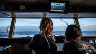 Raymarine-Systeme sind eine Schlüsselkomponente im ständigen Kampf der Freiwilligen, die Meeresökosysteme vor den buchstäblich verheerenden Folgen der illegalen Fischerei zu schützen