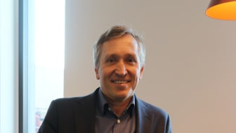 Mathias Båth, affärsområdeschef Knightec