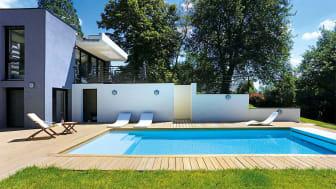 Swimmingpool: Pool bauen das ganze Jahr  © Desjoyaux Pools