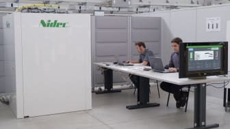 Nidec ASI presents the new Ultra Fast Charger for speedy recharging of new-generation electric vehicles: an important asset for the development of the electric car market