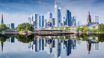 ©SeanPavonePhoto: Frankfurt am Main Stadtsilhouette