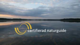 Certifierad naturguide blir standard för naturguider