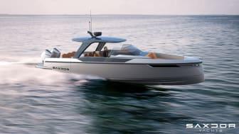 Los dos primeros modelos anunciados por Saxdor, el Saxdor 200 SPORT y el Saxdor 320 GTO, serán comercializados por Argo Yachting en las populares zonas de navegación de Baleares y el sur de España.