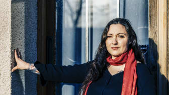 Anna Fock, tilldelas Tidningen Vi:s Litteraturpris 2019