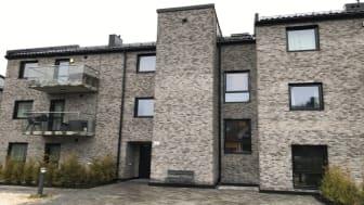 Her er eiendommen med adresse Lilleakerveien 43 B, som Boligbygg Oslo KF har kjøpt. Foto: Boligbygg