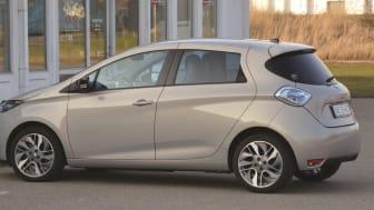 Renault och CLEVER ingår nytt samarbete om laddning av elbilar