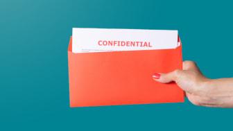Pas på dine fortrolige dokumenter.