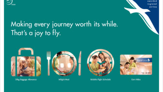 SilkAir's New Brand Campaign Embraces the Joy of Flying