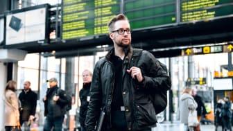 Debrickeds VD och medgrundare Daniel Wisenhoff