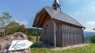 Glockenwanderweg zwischen Deutschneudorf und Seiffen