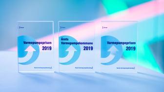 Prisene deles ut på Varmepumpekonferansen 2020 10. til 11. mars.