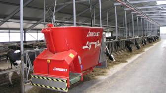 Triomatic utfodringsrobot