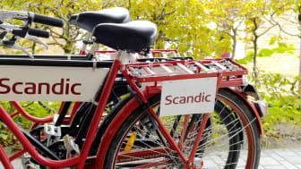 Scandic på topp-20-lista i svensk hållbarhetsmätning - bäst i branschen för nionde året i rad