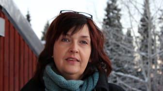 Maria Viklander, professor inom VA-teknik vid Luleå tekniska universitet