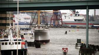 HaV föreslår dispens för dumpning för Göteborgs Hamn AB på tio år
