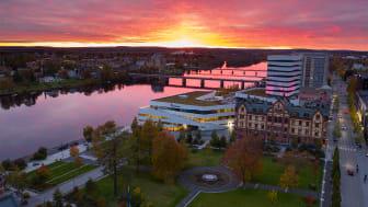 Umeå stärker sitt hållbarhetsarbete för att bli en mer konkurrenskraftig destination. Foto Fredrik Larsson