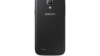 Samsung lancerer Galaxy S4 og Galaxy S4 mini i en sort udgave