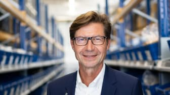 Achim Dries, CEO and MD of the VAHLE Group, has been elected president of the Port Equipment Manufacturers Association.