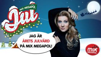 Sarah Dawn Finer julvärd på Mix Megapol