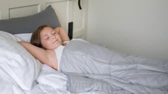 Sömnproblem är vanligt förekommande hos SMART psykiatris patienter, varför man nu inlett ett samarbete med CURA of Sweden för att se hur tyngdtäcket kan komplettera övriga behandlingsåtgärder.