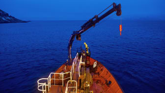 Retting av sjøkabel