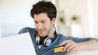 Säker och smidig näthandel med kreditkort