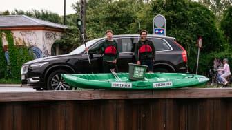 Volvo & GreenKayak tager på Danmarksturné