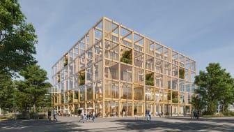 Oatly startar forsknings- och innovationscentrum i Wihlborgs innovationshus i Science Village