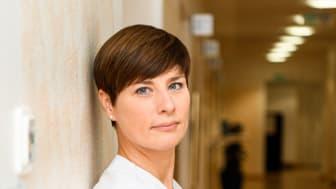 Sofia Rydgren Stale, ordförande Läkarförbundet