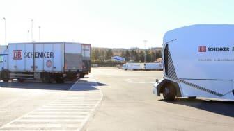 Grönt ljus för självkörande transporter på allmän väg