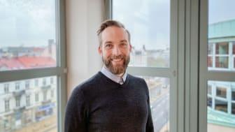 Jonas Bohlin blir ny CTO på Smart Refill i Helsingborg